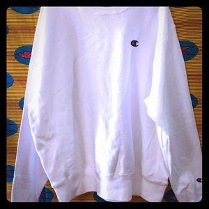 Champion Crewneck Sweatshirt Mens L